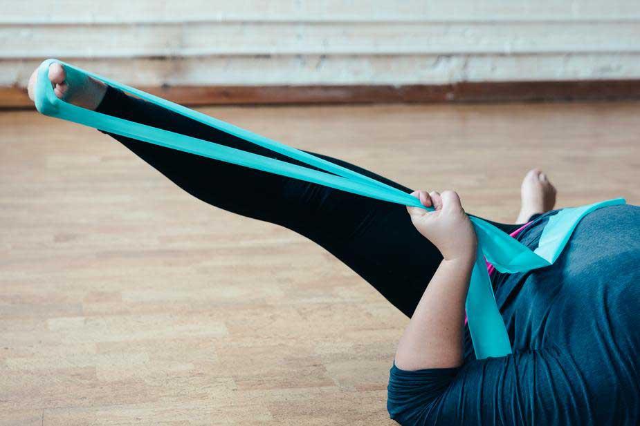 stretching elastici